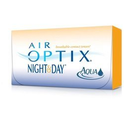 Air Optix (Alcon) Night & Day Aqua (3 линзы)